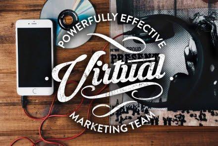 Virtual Marketing Team Training